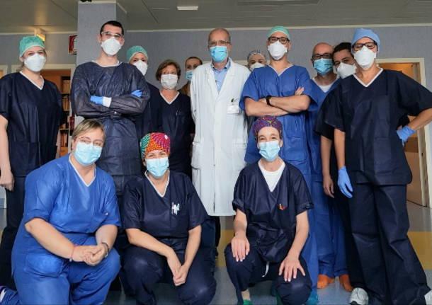 Ospedale legnano: chiude la Rianimazione Tre