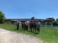 Ottava tappa della Via Francisca da Bereguardo e Pavia