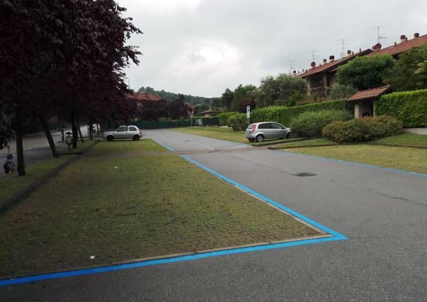 parcheggi parco berrini ternate