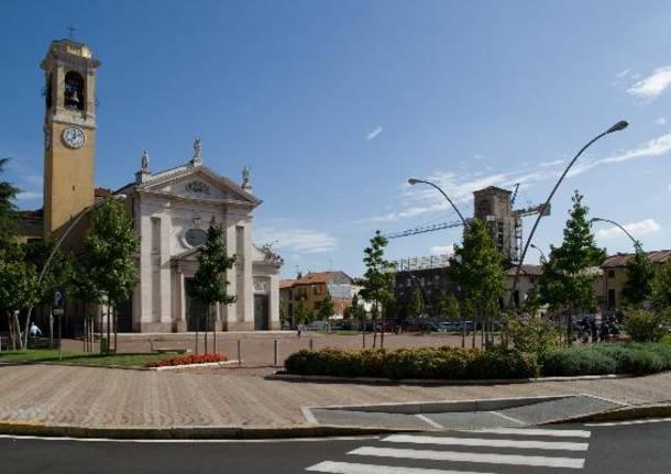 piazza maggiolini parabiago