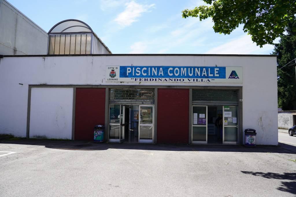 Piscina di Legnano, una riapertura nel segno della sicurezza