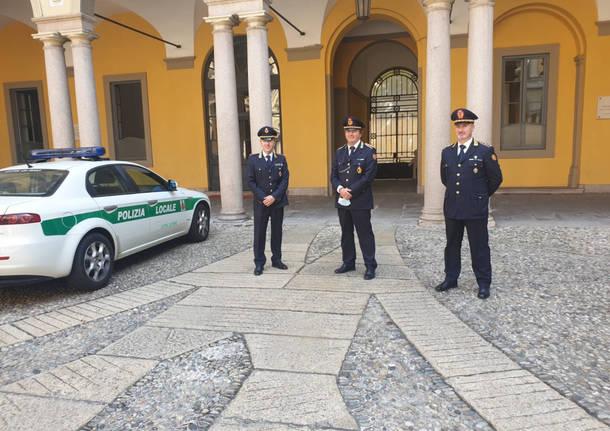 Polizia Locale progetto scuola sicura