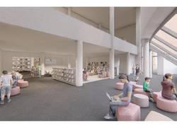 Polo culturale Gallarate: la biblioteca al Maga