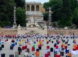protesta agenzie viaggi michela terzi