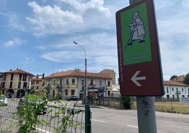 Quarta tappa: da Castiglione Olona a Busto Arsizio