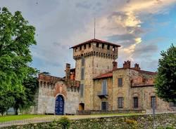 Somma Lombardo, il castello - foto di Katia Casale