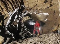 speleologi grotte pian del tivano - foto del FAI