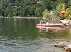 sul lago a ispra