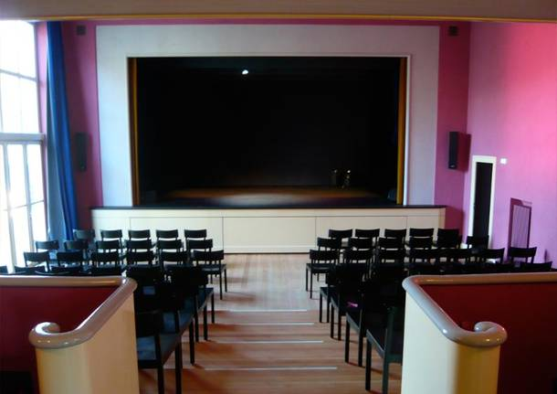 teatro san materno ascona