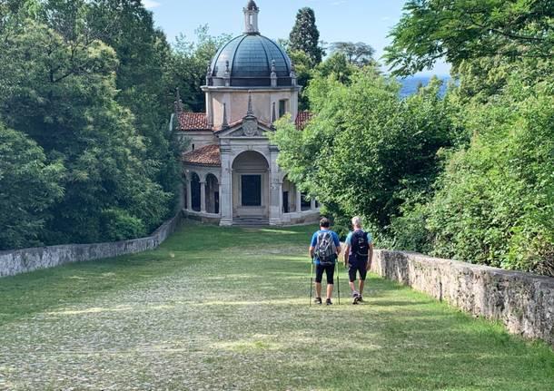 Terza tappa della Via Francisca da Sacro Monte a Castiglione Olona