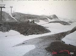 Torna la neve a San Domenico