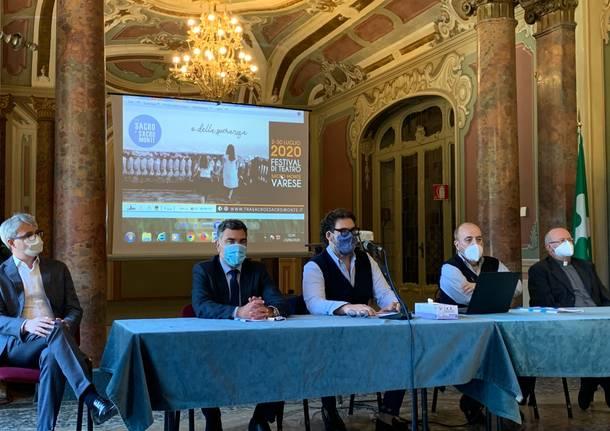 Tra Sacro e Sacro Monte 2020 - presentazione