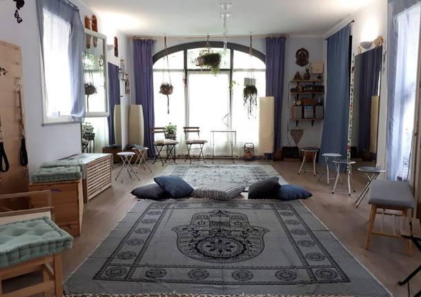 yoga infiniti percorsi azzate speciale uisp