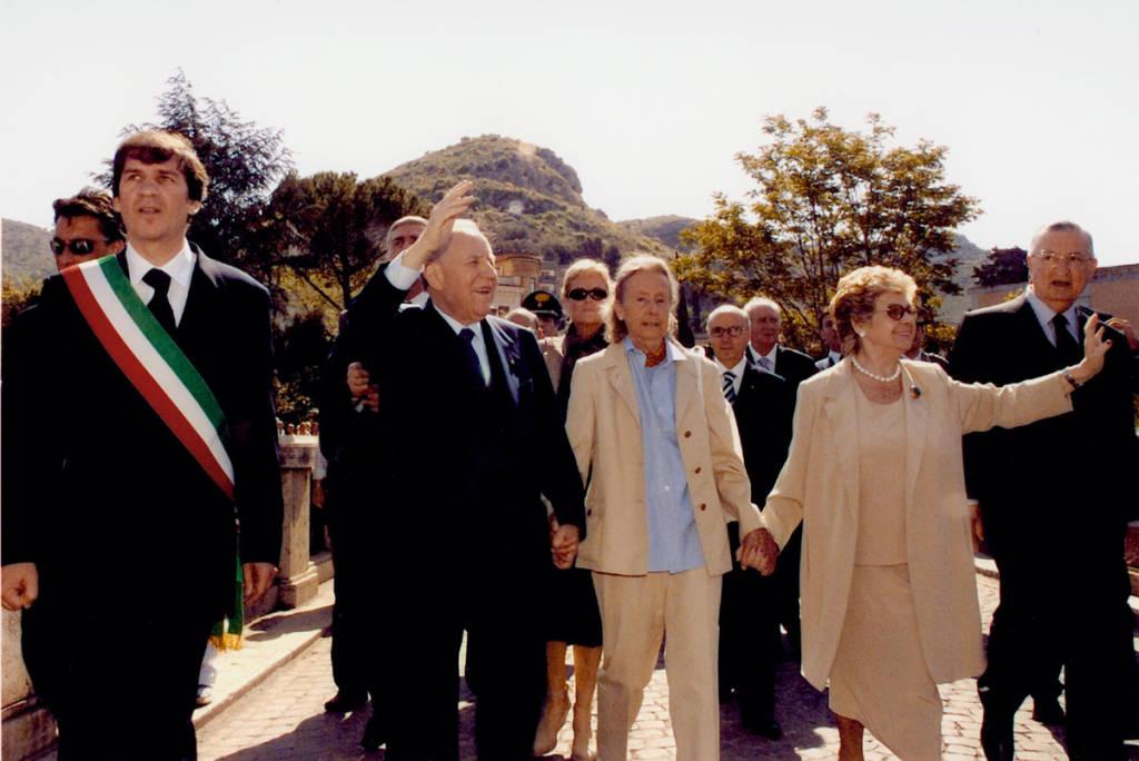 Addio a Giulia Maria Crespi, fondatrice e presidente onoraria del Fai