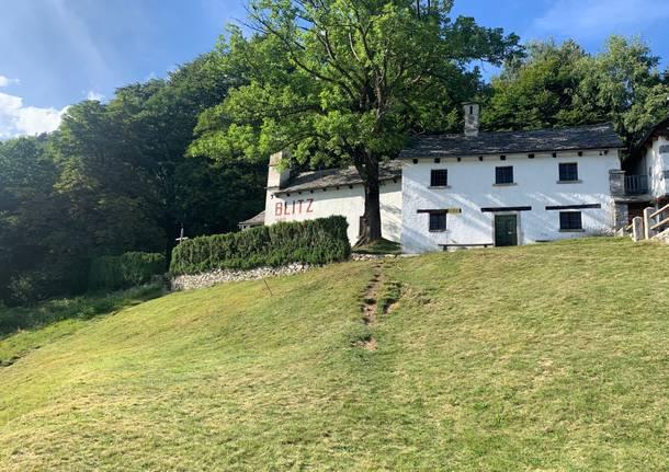 Alpe Blitz Val Vigezzo