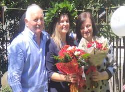 Auguri alla neo laureanda Cristina Luraghi