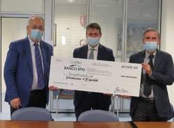 Bpm e Fondazione 4 Ospedali