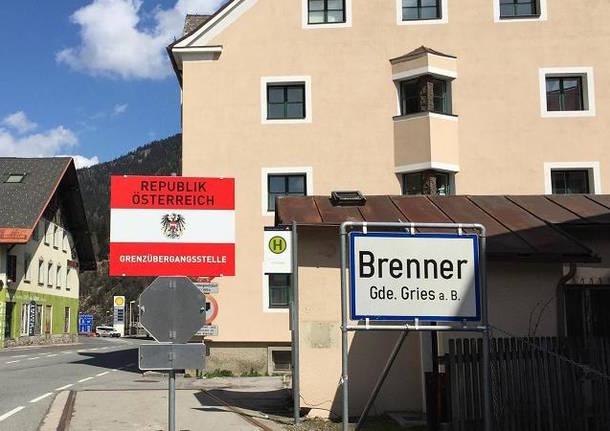 brennero frontiera austria