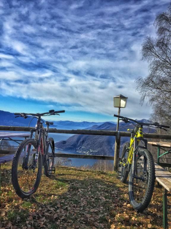 Arriva il servizio bici al Lago Delio