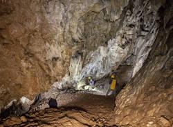 In Valfredda nelle grotte di alabastro