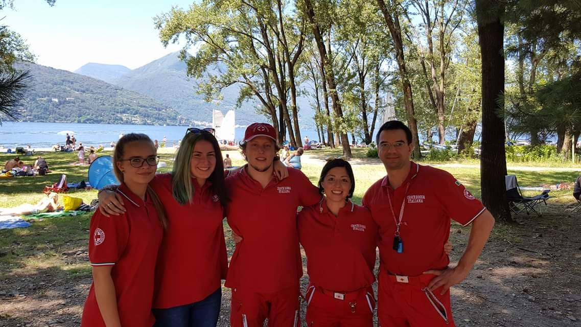 Maccagno e la Val Veddasca più sicure grazie alla Croce Rossa
