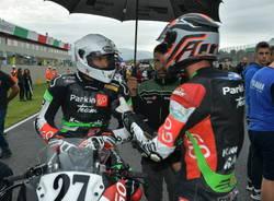 Mondiale Supersport 2020 - Piloti e moto di Varese al via