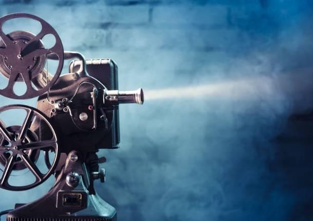 cinema all'aperto a San Vittore Olona