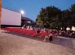 Cinema sotto le stelle al Castello di Legnano