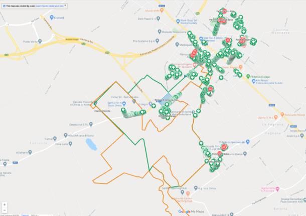 Cislago: sul sito del Comune il censimento del verde pubblico