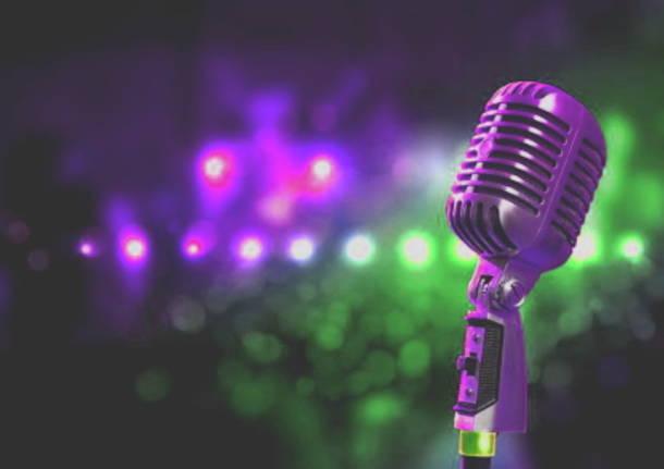 Concerti Eventi - microfono