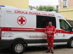 Croce Rossa di Legnano - Ambulanza - Palio Legnano