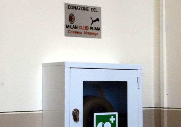 Defibrillatore Cassano Magnago