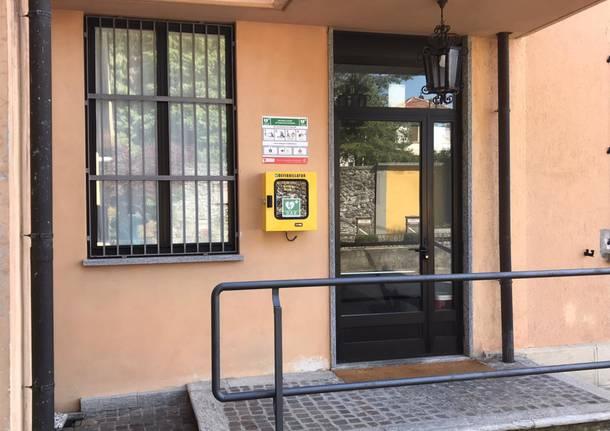 Defibrillatori a Casalzuigno