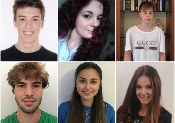 Diplomati 2020 all'istituto Pantani e Fiorini