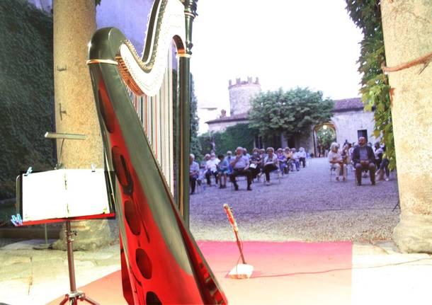 Evento al Castello di Somma Lombardo compagni Anni Verdi