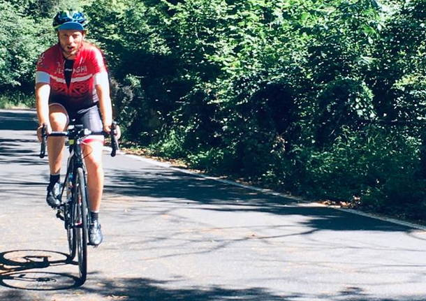 everesting davide ferioli ciclismo luglio 2020