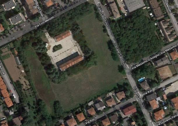 ex piattaforma ecologica di via ciro menotti a Legnano all'asta