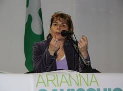ex sindaco di rho Arianna Cavicchioli