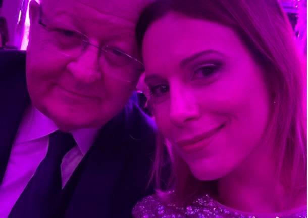 Massimo Boldi e Irene Fornaciari è finita: