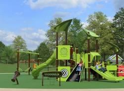 Giochi inclusivi al Parco Gioia