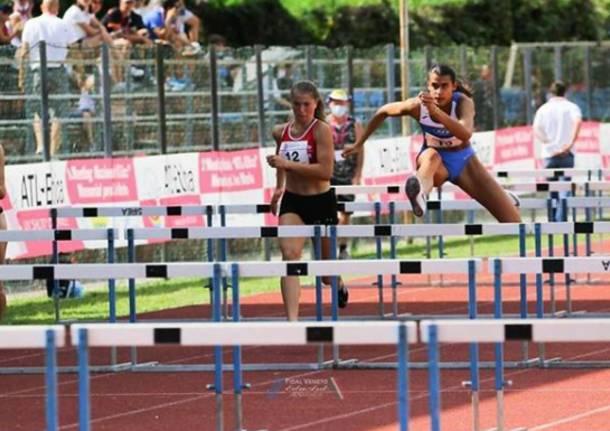 Giorgia Marcomin, la nuova stellina dell'atletica made in Saronno