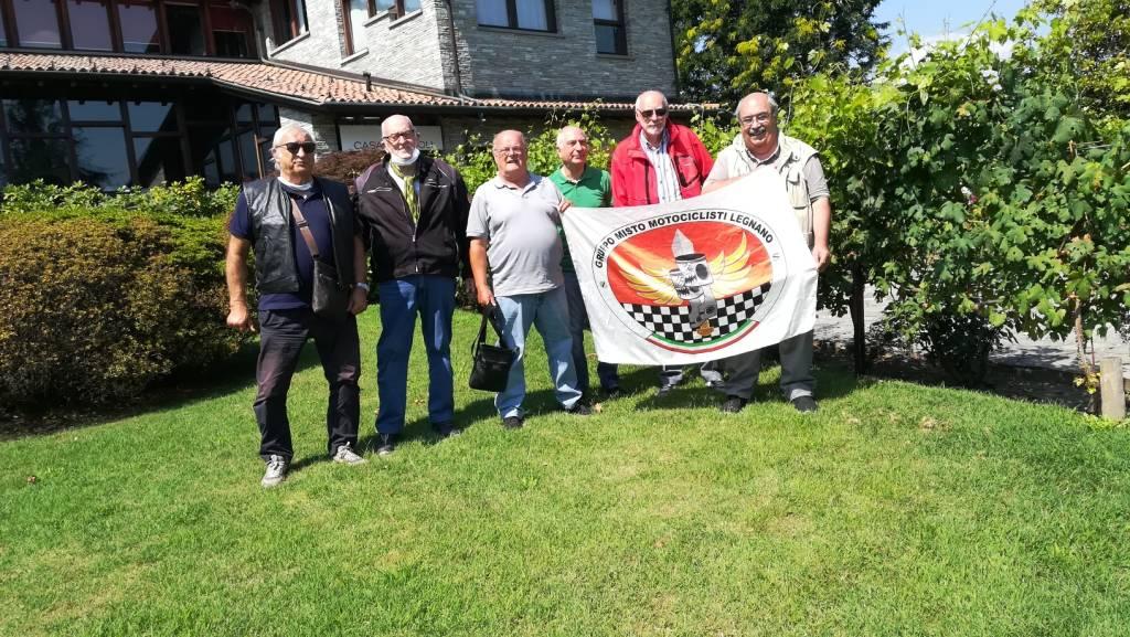 Gruppo moto Legnano, in Piemonte
