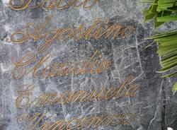 Il ricordo di Paolo Borsellino all'albero della Pace
