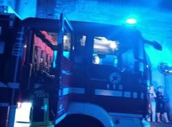 Incendio Sant'Antonino Lonate Pozzolo