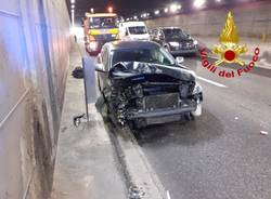 incidente superstrada malpensa