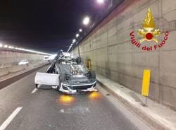 incidente superstrada malpensa