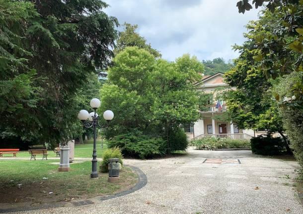 Induno Olona - Villa Bianchi Municipio e parco