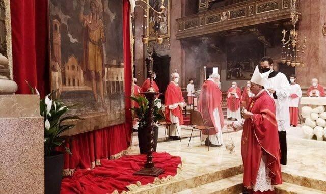 La festa del santo patrono di Gallarate