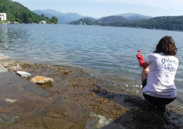 la goletta dei laghi, San Maurizio
