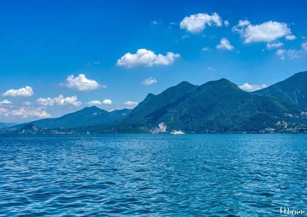 lago maggiore traghetto - marino foina